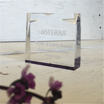 Award - Acrylic Paper Weight