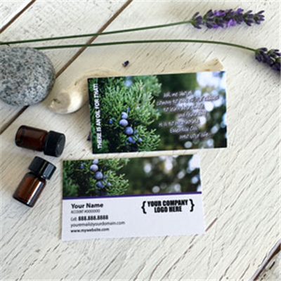 Business Cards - Juniper