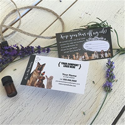 Business Cards - Animal