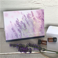 Greeting Cards: Lavender Breeze