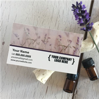 Business Cards - Lavender Dreams