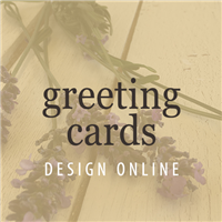 Greeting Cards - Design Online